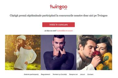Twingoo &#8211; Site de Socializare  <br> twingoo.ro